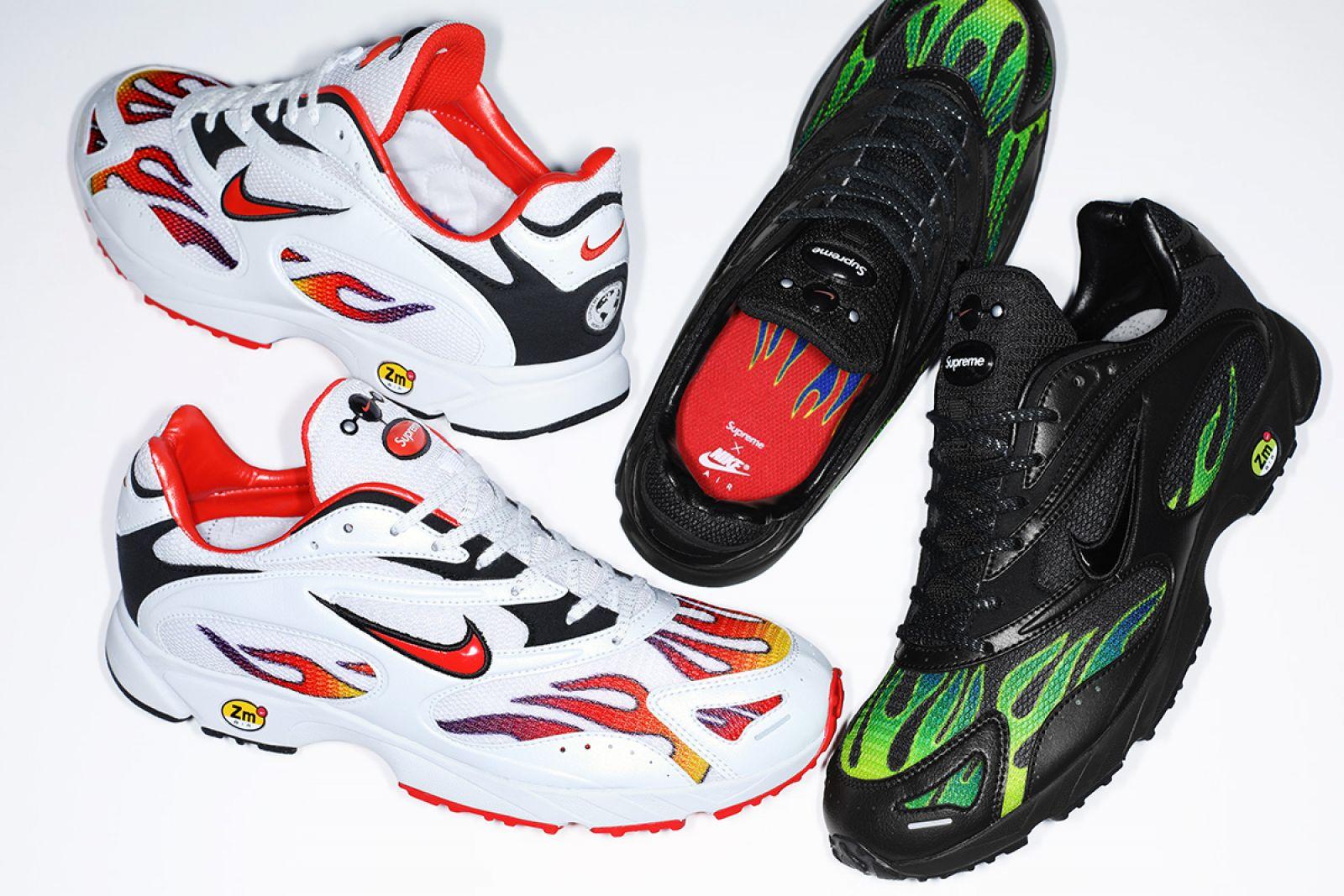 X Supreme Nike Air Streak Spectrum PlusBiancoUK 9
