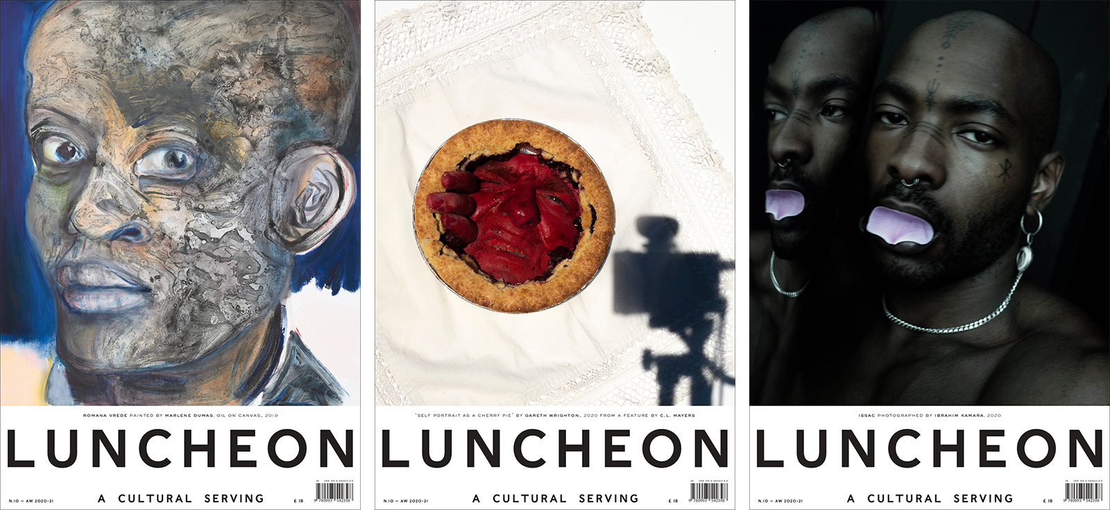 Luncheon Magazine