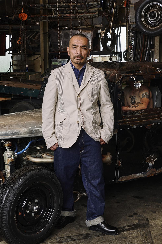 Comme des Garçons Junya Watanabe MAN - shot 12