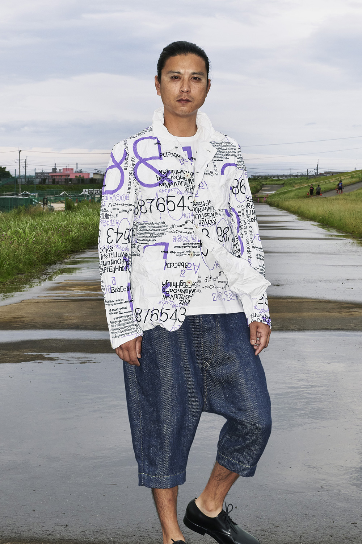 Comme des Garçons Junya Watanabe MAN - shot 14