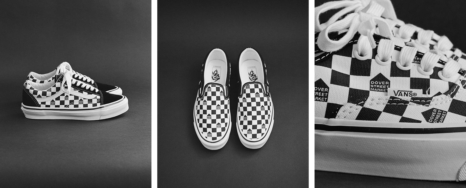 Vans x DSM Checkerboard Specials